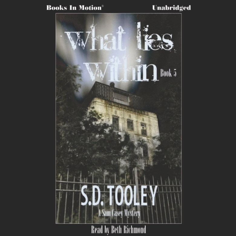 Printable What Lies Within Audiobook Cover Art