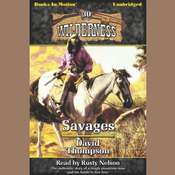 Savages Audiobook, by David Thompson