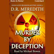 Murder By Deception Audiobook, by D.R. Meredith