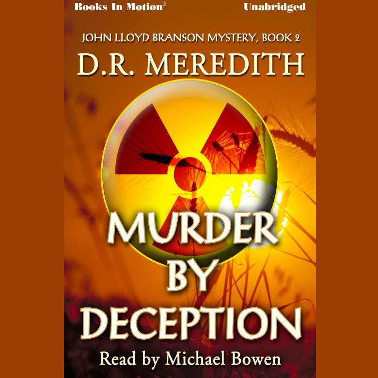Printable Murder By Deception Audiobook Cover Art