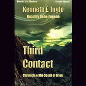 Third Contact Audiobook, by Kenneth E. Ingle