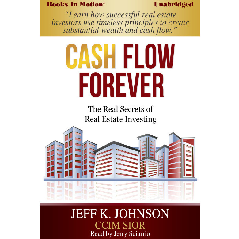 Printable Cash Flow Forever! Audiobook Cover Art