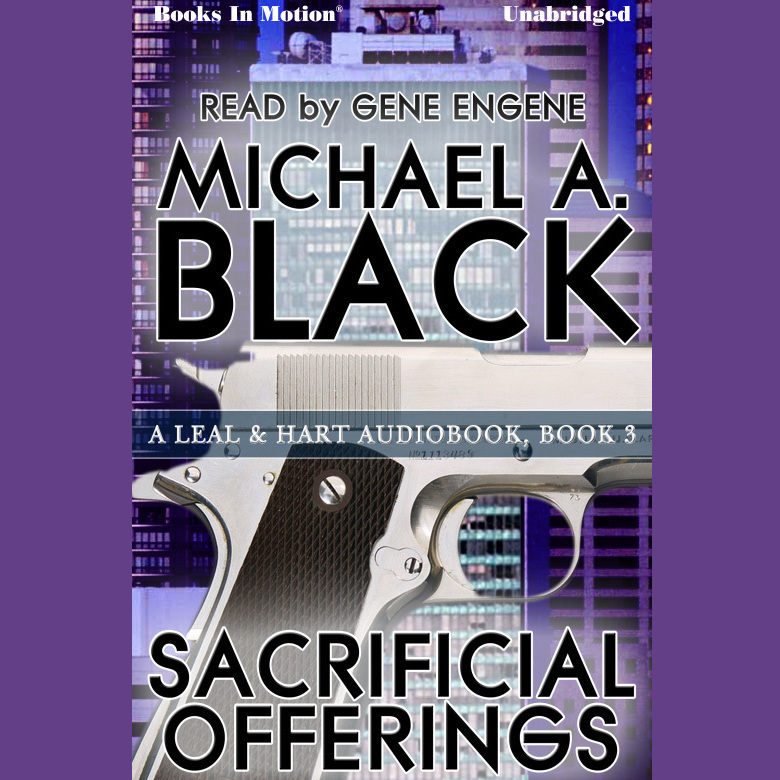Printable Sacrificial Offerings Audiobook Cover Art