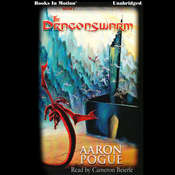 The Dragonswarm Audiobook, by Aaron Pogue