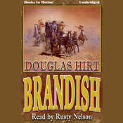 Brandish Audiobook, by Douglas Hirt