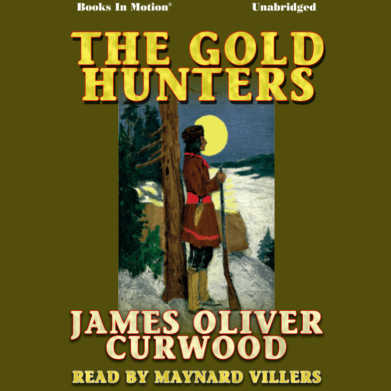 Printable The Gold Hunters Audiobook Cover Art