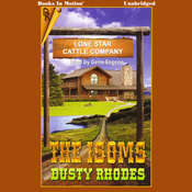 The Isoms Audiobook, by Dusty Rhodes