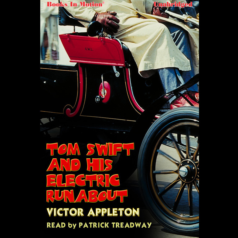 Printable Tom Swift And His Electric Runabout Audiobook Cover Art