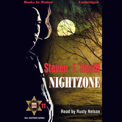Nightzone Audiobook, by Steven F. Havill