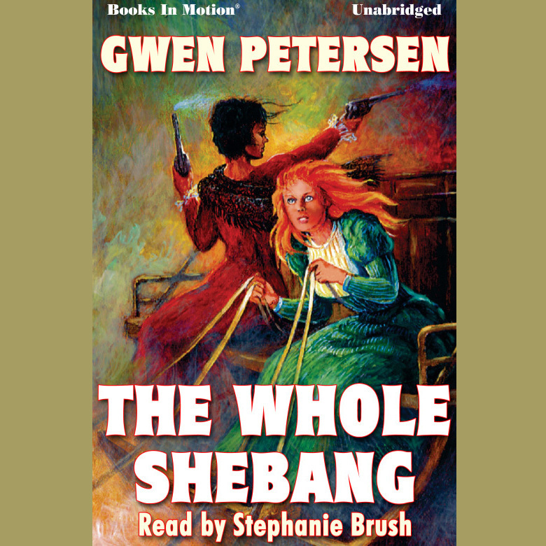 Printable The Whole Shebang Audiobook Cover Art