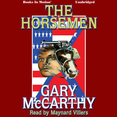 The Horsemen Audiobook, by Gary McCarthy