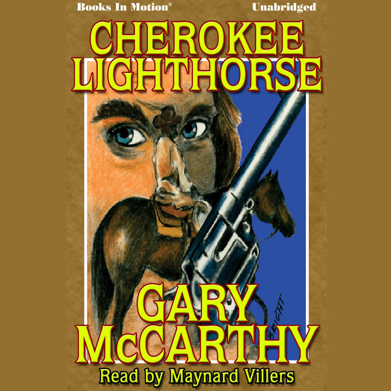 Printable Cherokee Lighthorse Audiobook Cover Art