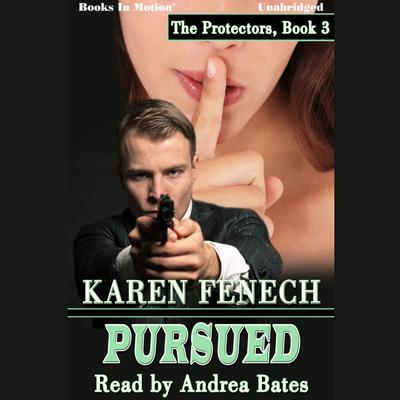 Pursued Audiobook, by Karen Fenech