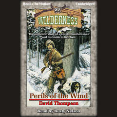 Perils of the Wind Audiobook, by David Thompson