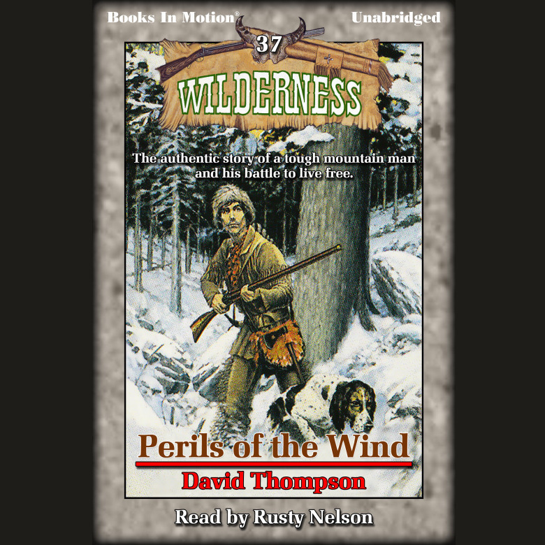 Printable Perils of the Wind Audiobook Cover Art