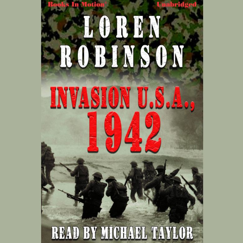 Printable Invasion 1942 Audiobook Cover Art