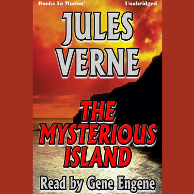 The Mysterious Island Audiobook, by Jules Verne