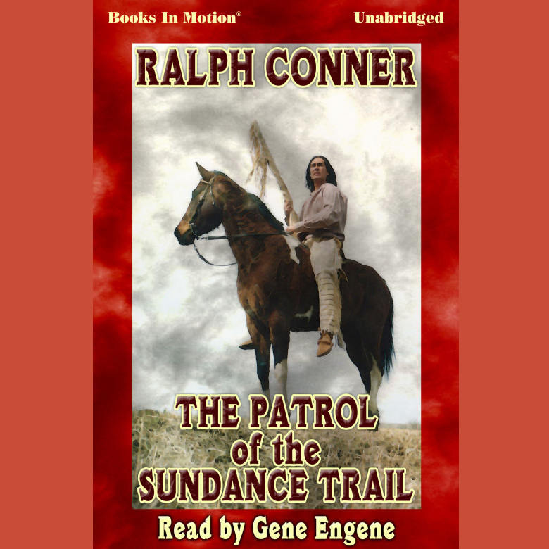 Printable The Patrol of the Sundance Trail Audiobook Cover Art
