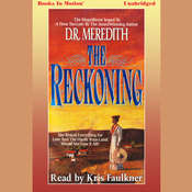 The Reckoning Audiobook, by D.R. Meredith