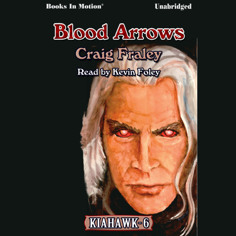 Printable Blood Arrows Audiobook Cover Art