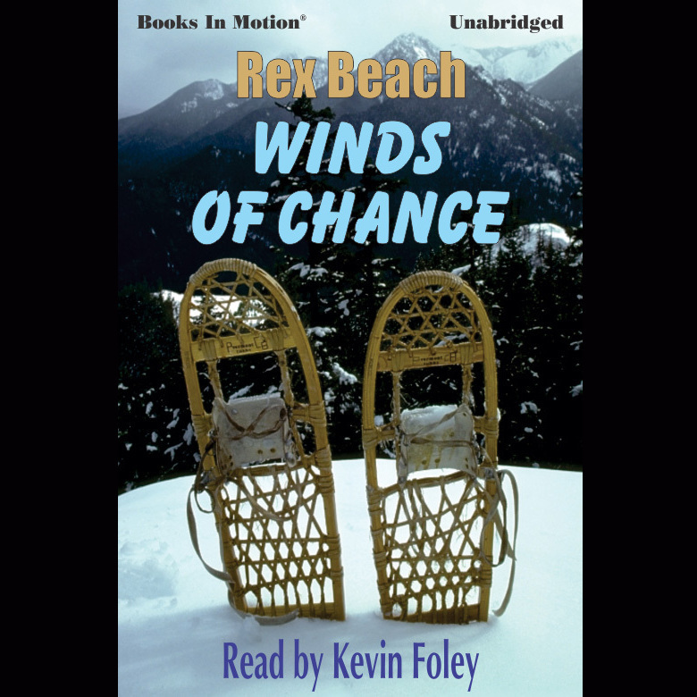 Printable The Winds of Chance Audiobook Cover Art