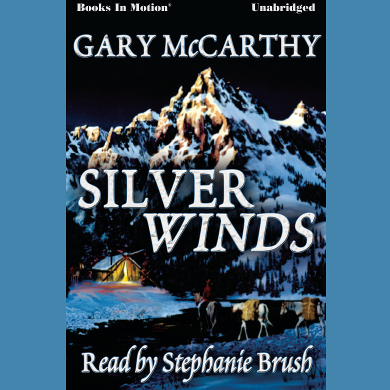 Printable Silver Winds Audiobook Cover Art