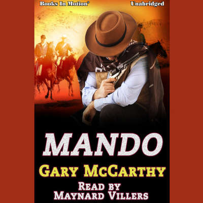 Mando Audiobook, by Gary McCarthy