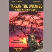 Tarzan The Untamed Audiobook, by Edgar Rice Burroughs