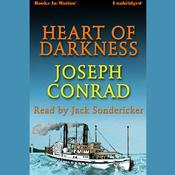 Heart of Darkness Audiobook, by Joseph Conrad
