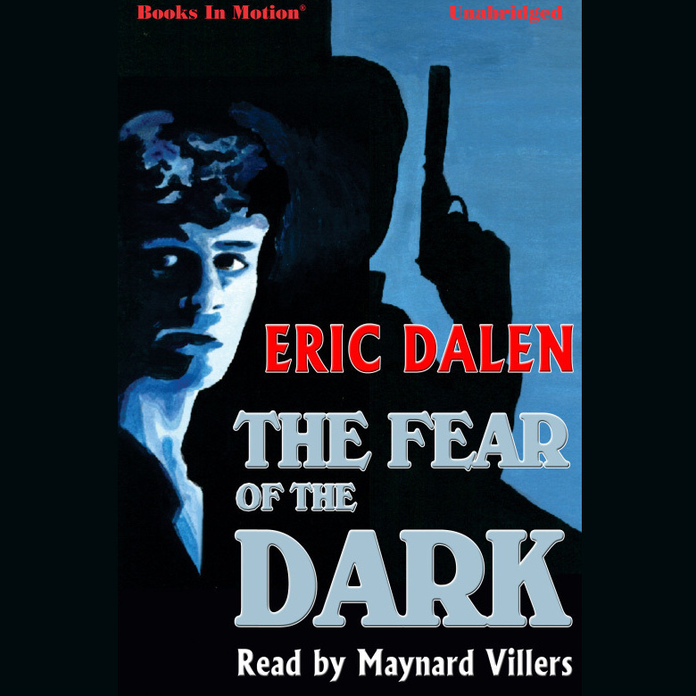 Printable The Fear of the Dark Audiobook Cover Art