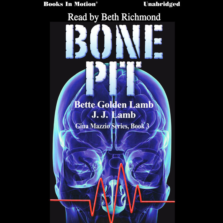 Printable Bone Pit Audiobook Cover Art