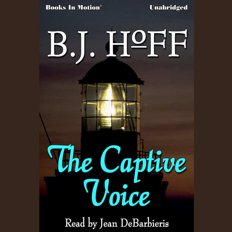 Printable The Captive Voice Audiobook Cover Art
