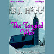 The Tangled Web Audiobook, by B.J. Hoff