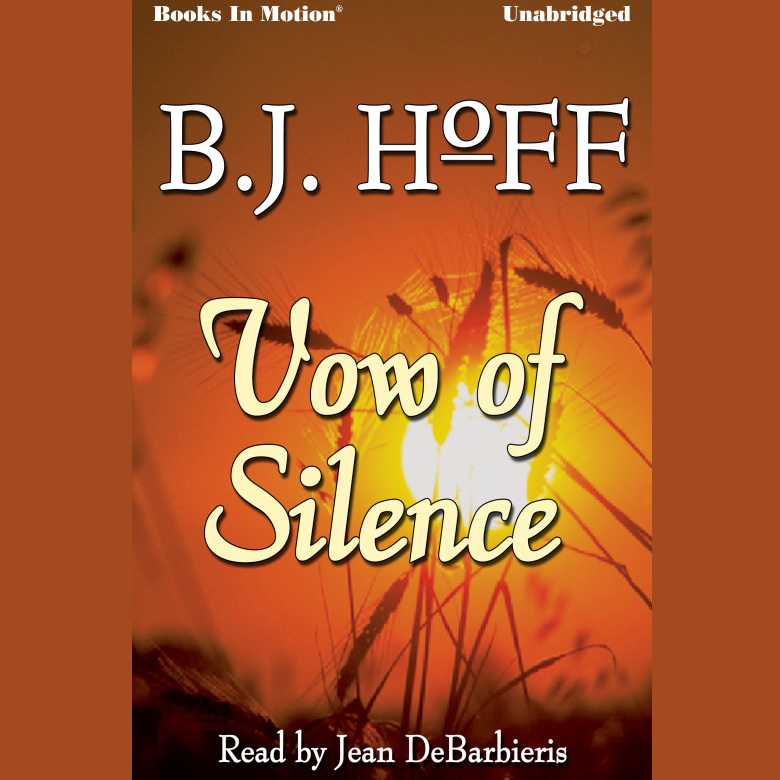 Printable Vow of Silence Audiobook Cover Art