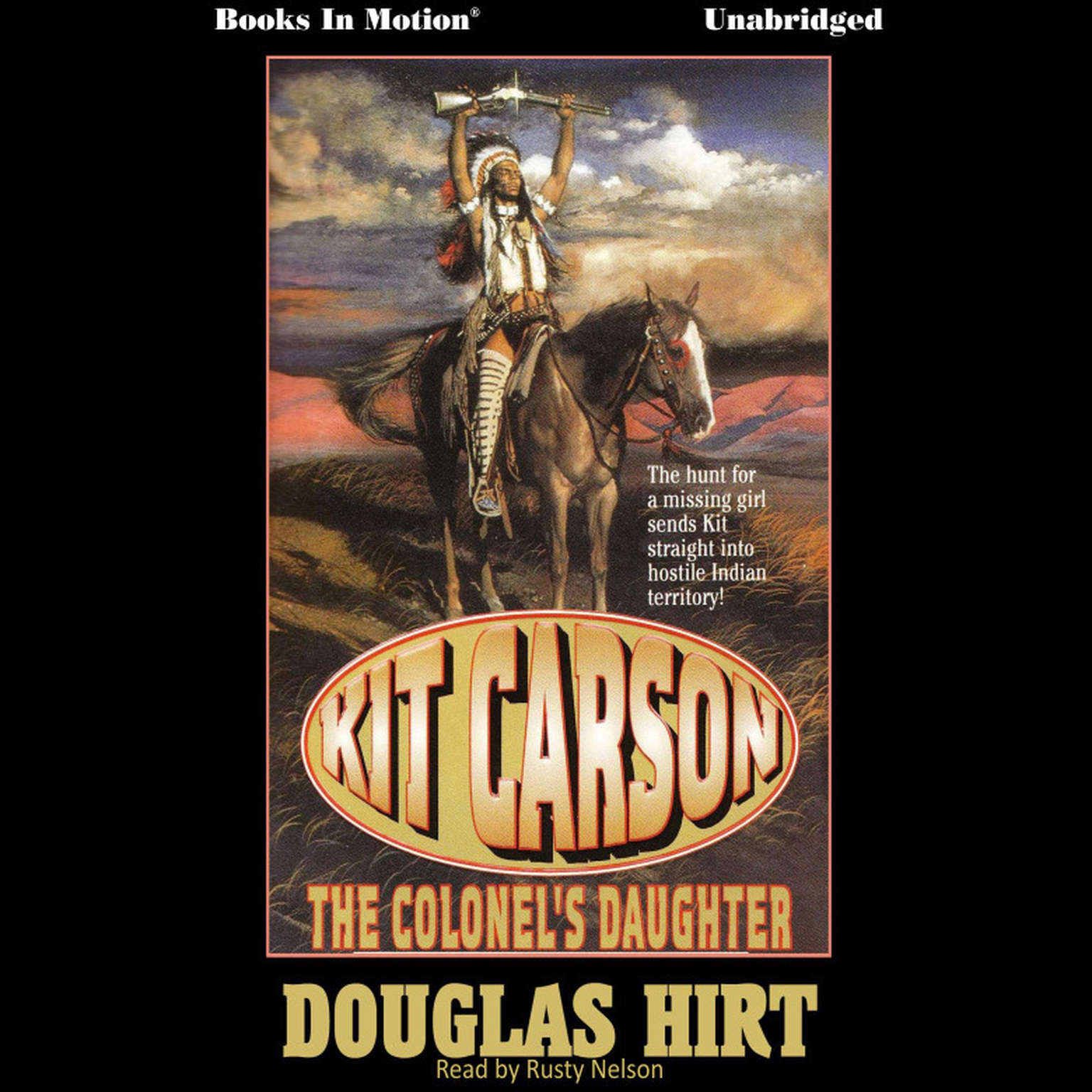 Printable The Colonel's Daughter Audiobook Cover Art