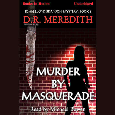 Murder By Masquerade Audiobook, by D.R. Meredith