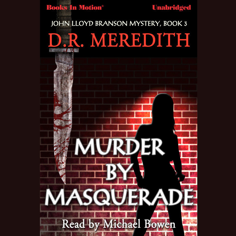 Printable Murder By Masquerade Audiobook Cover Art