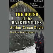 Hound of the Baskervilles Audiobook, by Arthur Conon Doyle