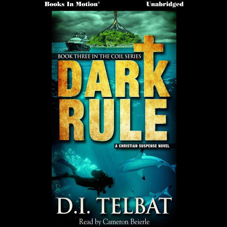 Printable Dark Rule Audiobook Cover Art