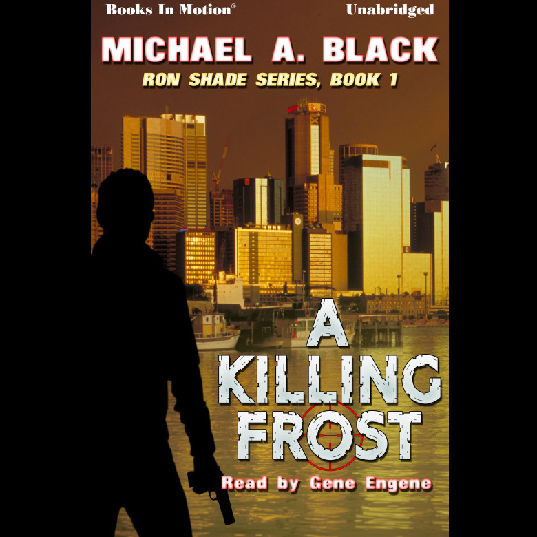 Printable A Killing Frost Audiobook Cover Art