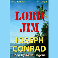 Lord Jim Audiobook, by Joseph Conrad