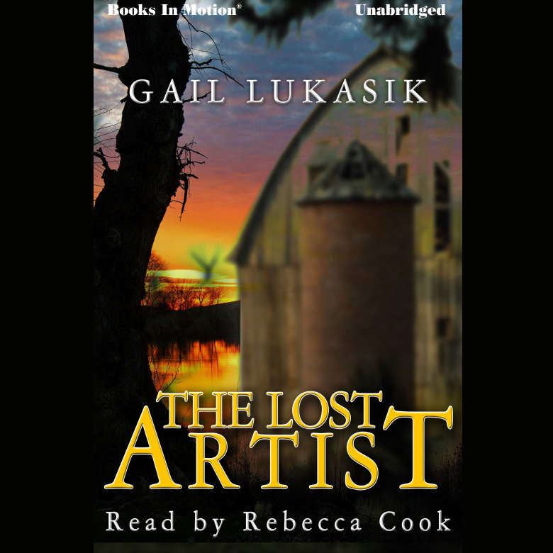 Printable The Lost Artist Audiobook Cover Art