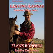 Leaving Kansas Audiobook, by Frank Roderus