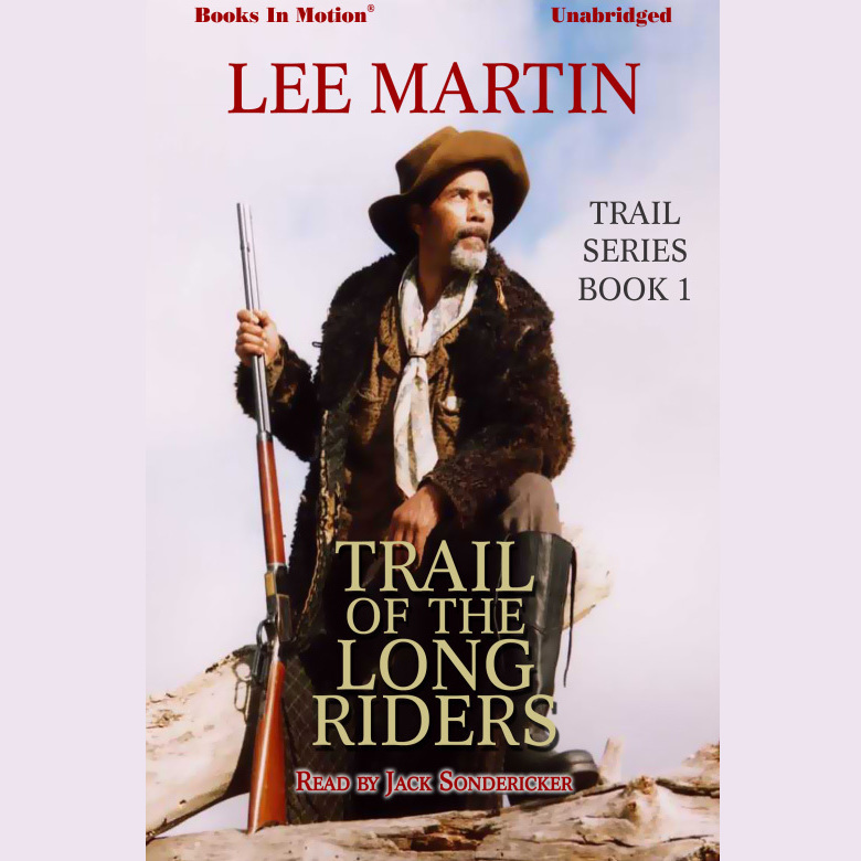 Printable Trail of the Long Riders Audiobook Cover Art