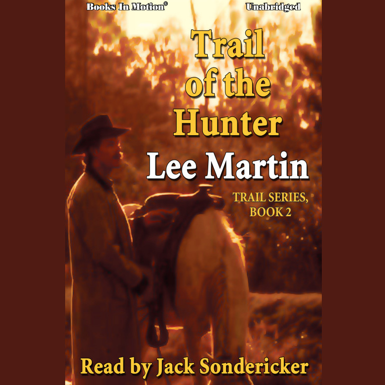 Printable Trail of the Hunter Audiobook Cover Art