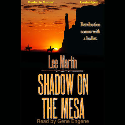 Shadow on the Mesa Audiobook, by Lee Martin