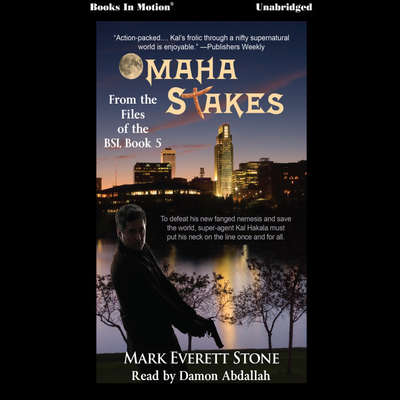 Omaha Stakes Audiobook, by Mark Everette Stone