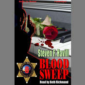 Blood Sweep Audiobook, by Steven F. Havill