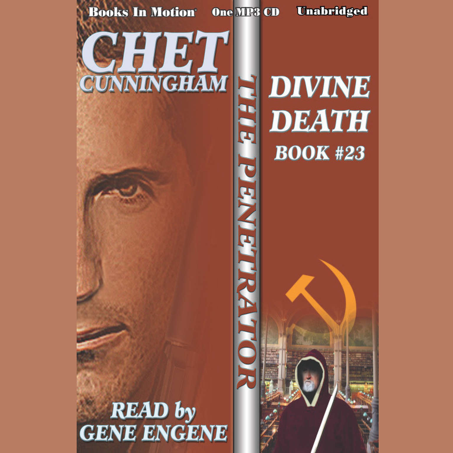 Divine Death Audiobook, by Chet Cunningham