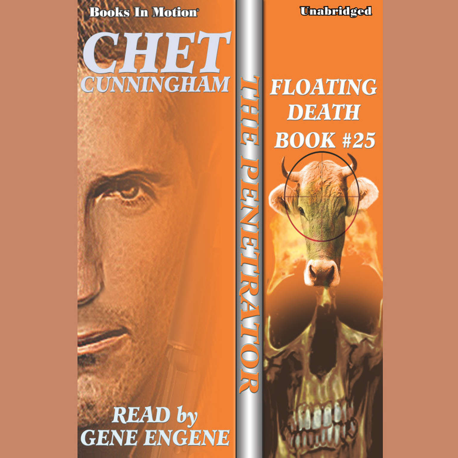 Floating Death Audiobook, by Chet Cunningham